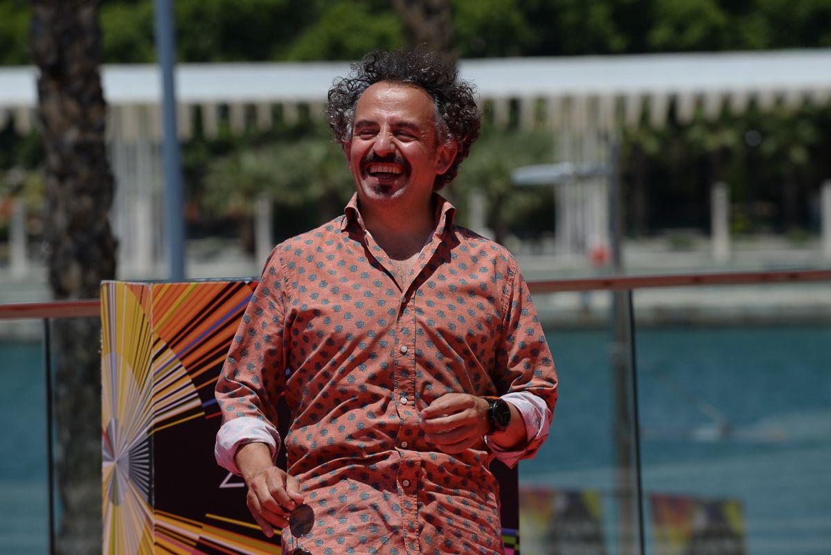 Las imágenes del photocall de 'Historias lamentables' en el Festival de Málaga 2021