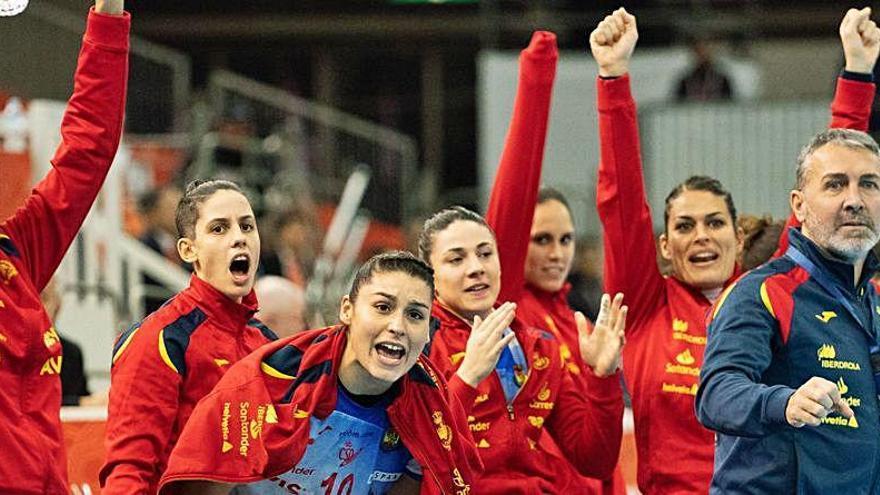 España conoce a sus rivales de la primera fase del Europeo Femenino