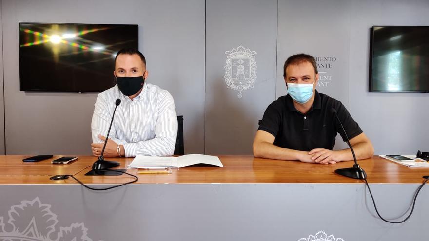 Compromís critica que Alicante acabará el año sin los próximos presupuestos aprobados