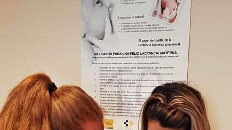 Tres de cada cuatro madres de Canarias deja de dar el pecho por falta de apoyo en la sociedad