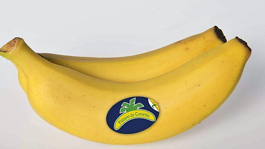 Plátano de Canarias pone al servicio de los consumidores un etiquedado nutricional