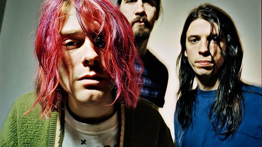 Nirvana  30 años de 'Nevermind'