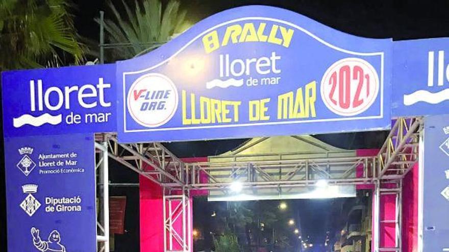 Cándido Carrera inicia la temporada con una victoria en Lloret de Mar