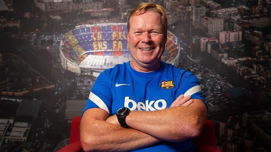 """""""Quiero seguir muchos años más en el Barça"""""""