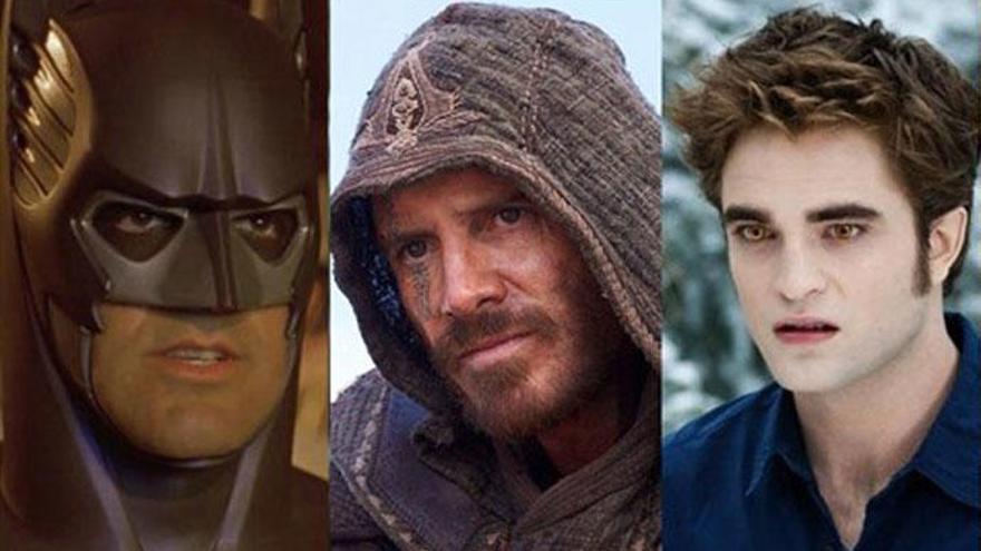 Diez actores a los que no les importó rodar una mala película