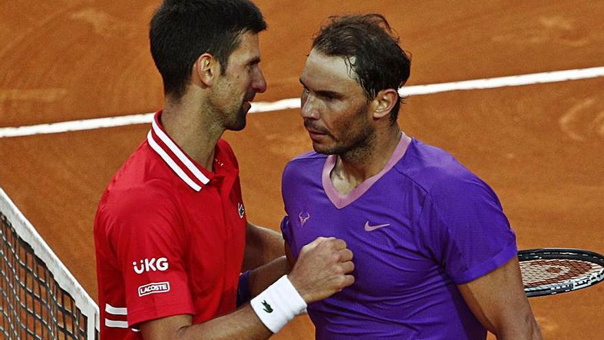 Nadal-Djokovic, final anticipada en París