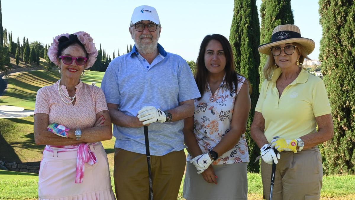 Primer torneo del Circuito de Golf organizado por la AECC