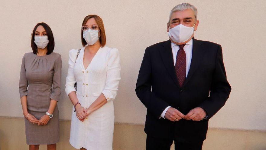 Denuncian por cohecho a Miras y a los tres consejeros de Murcia expulsados de Cs