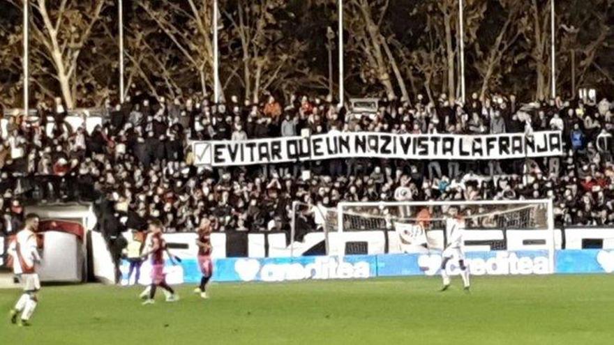 La segunda parte del Rayo-Albacete se jugará a puerta cerrada