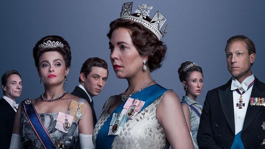 'The Crown', ganadora del premio a mejor serie dramática en los Globos de Oro 2021