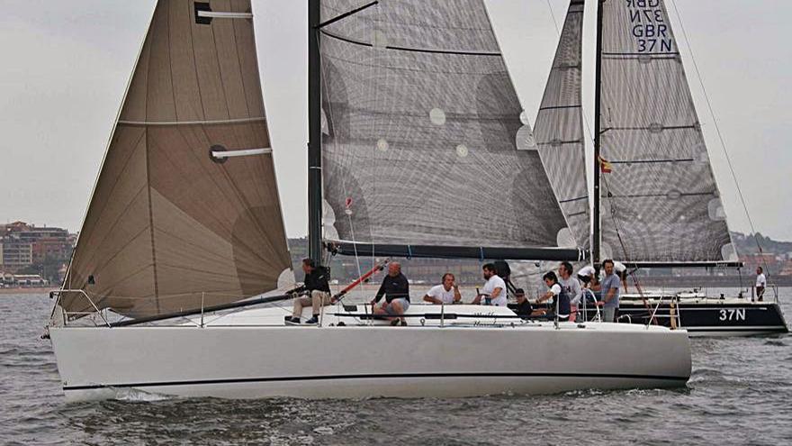 La flota de la Regata Mar de Maeloc Xacobeo llega esta mañana a A Coruña