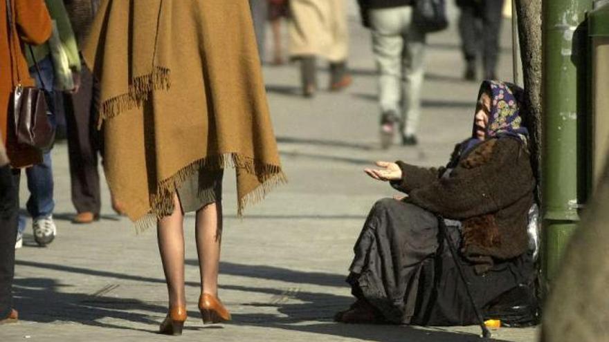 España es el tercer país de la UE con mayores desigualdades sociales