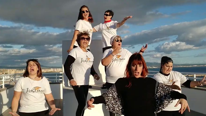 Las kelllys lanzan un videoclip con la rapera Mama Fiera: 'Housekeeping'