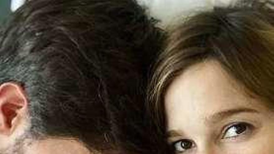 Natalia Sánchez y Marc Clotet, padres por segunda vez