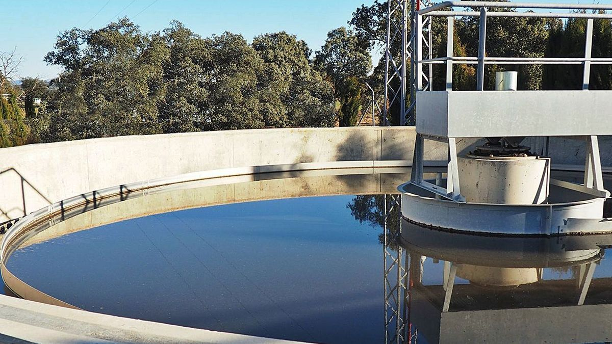 La mayoría de los pueblos de la provincia tienen ya depuradora de aguas residuales.