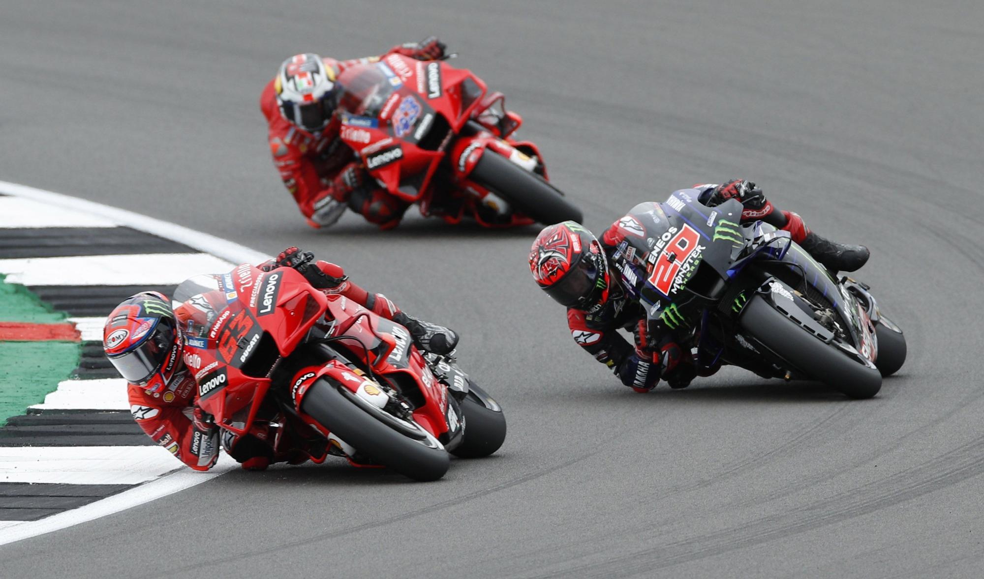 Gran Premio de Gran Bretaña de Moto GP