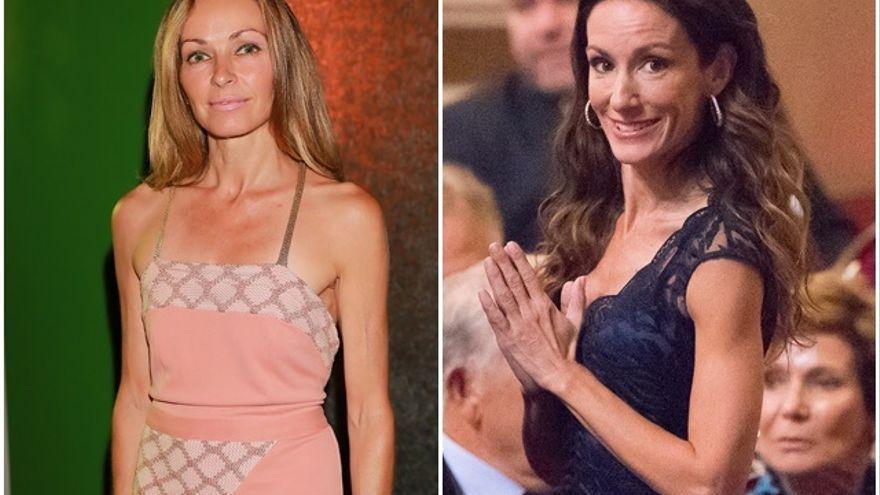 Sharon Corr y Telma Ortiz, la guerra continúa entre la cantante y la hermana de la reina Letizia