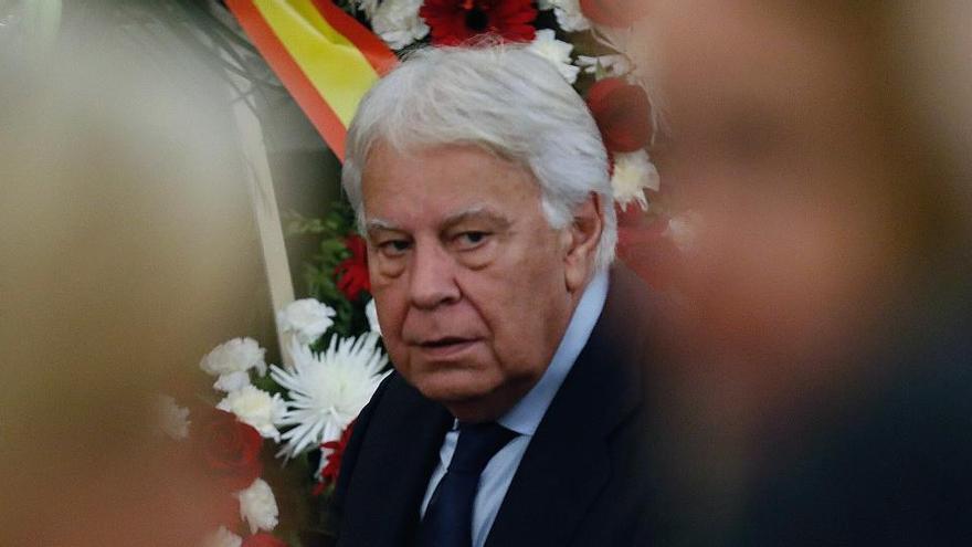 El Senado tampoco investigará a Felipe González