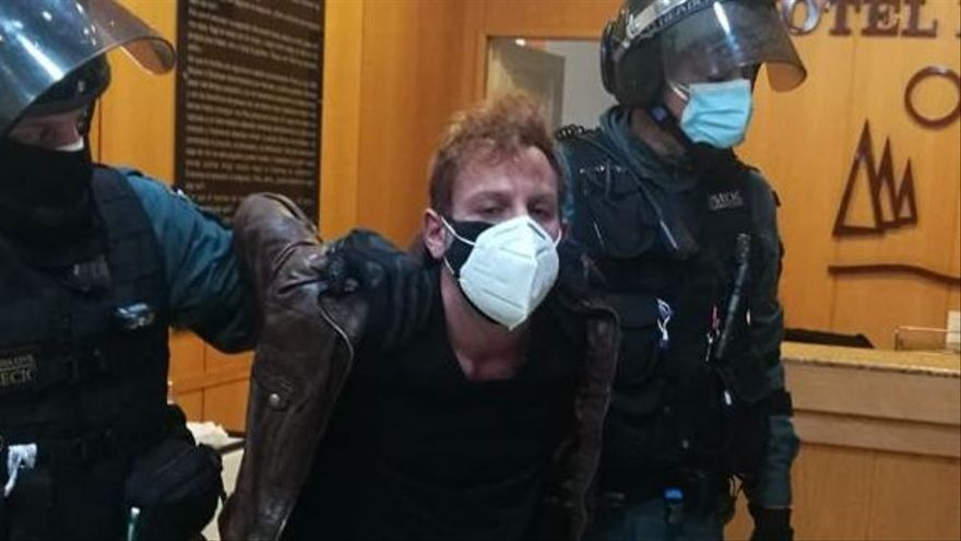 Prisión sin fianza para el acusado del crimen de Mondariz