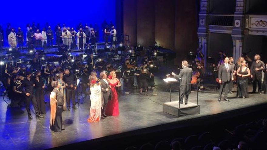 Filarmónica de Málaga: Clausura con Marqués y Bretón