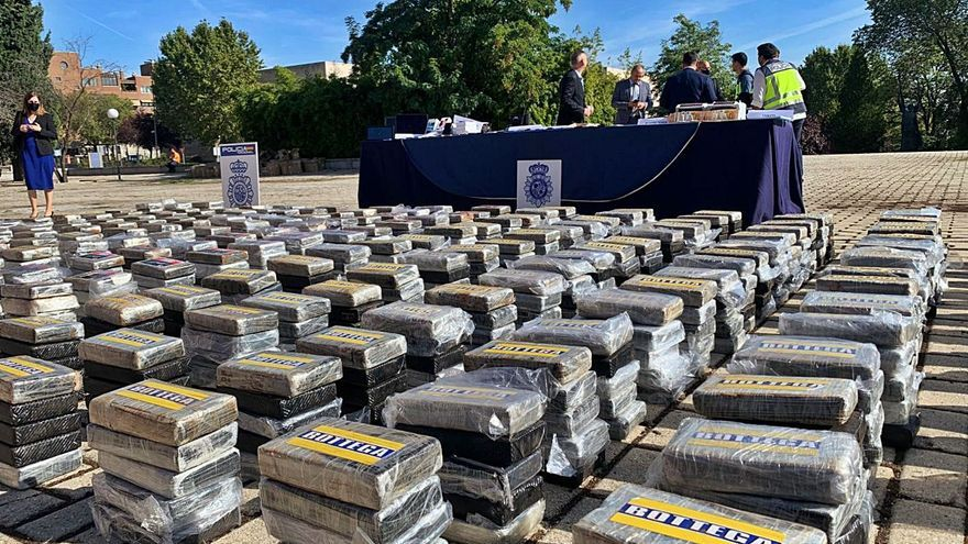 Arrestat a Vidreres el cap de la banda de traficants de cocaïna més gran d'Europa