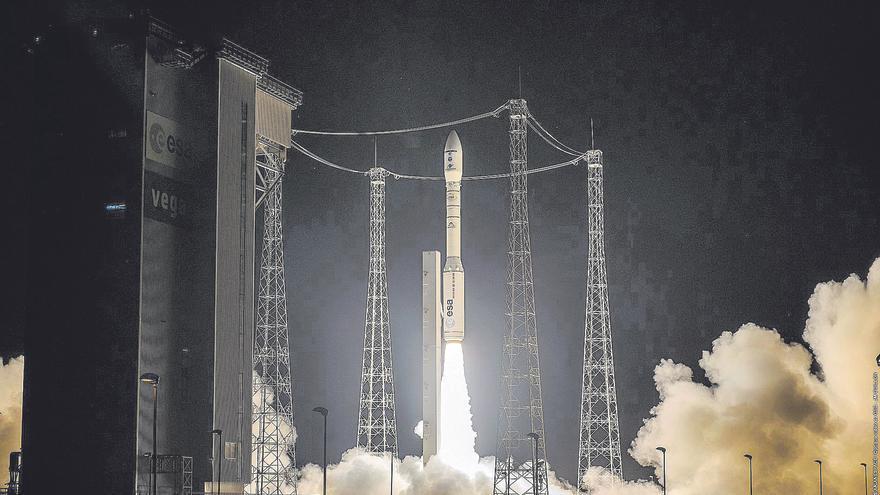 """""""El satélite nos iba a permitir una observación de la Tierra al detalle"""""""