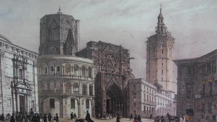 El Consell de la Ciutat pidió a Calixto III un año jubilar para terminar el Micalet