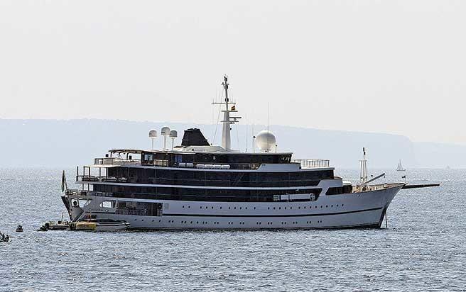 Yacht Chakra