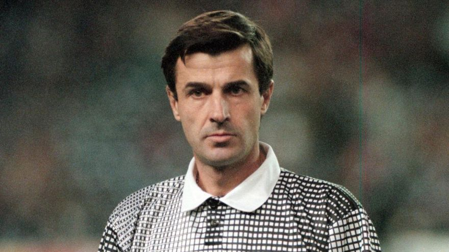 El árbitro Ceccarini: «Enseguida supe que estaba ante un momento histórico»