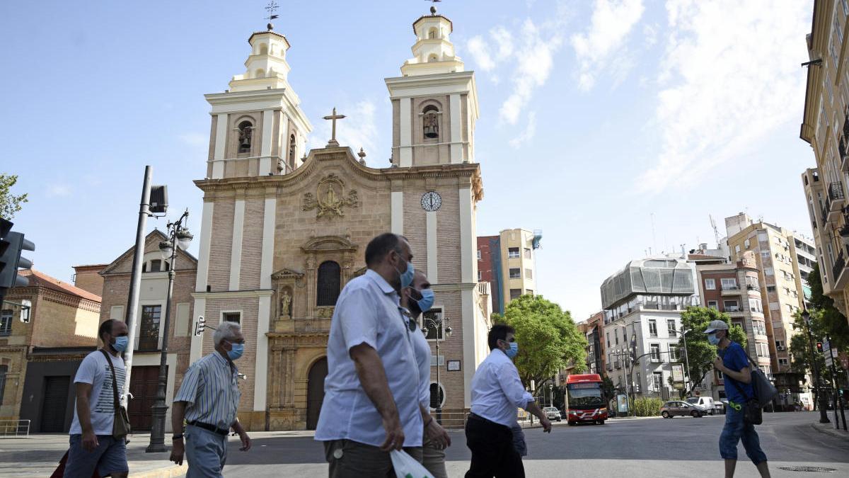 Policía, Servicios Sociales y Protección Civil ayudarán a contener el virus en El Carmen