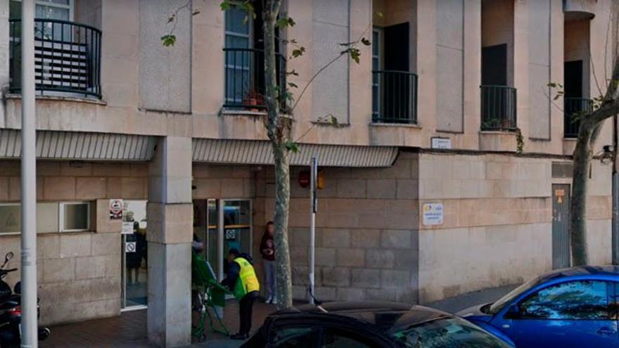 Una paciente hiere a una doctora para obligarla a recetarle un medicamento en Palma