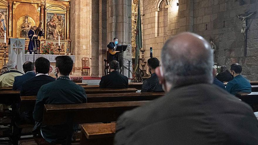 Semana Santa en Zamora | La Vera Cruz lleva la música al Evangelio