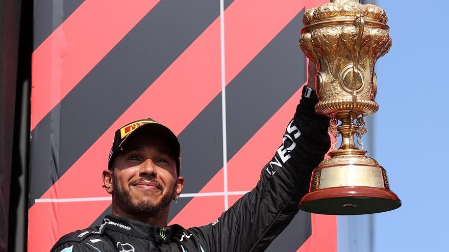 Resultados y clasificación tras el Gran Premio de Gran Bretaña