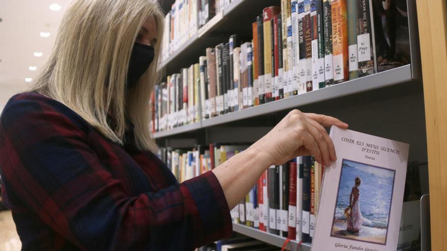 La poesia d'autoria femenina centra les recomanacions de les biblioteques per Sant Jordi