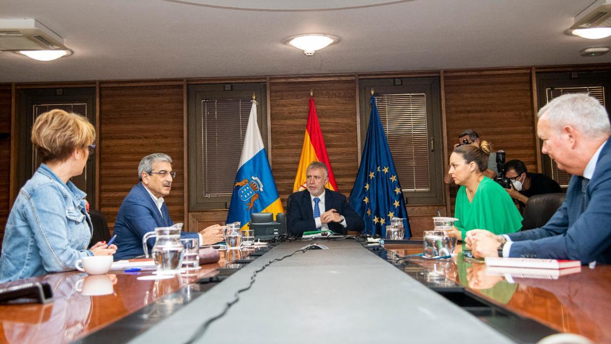Reunión del Consejo de Gobierno de este jueves