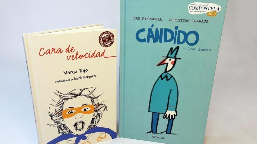 Kalandraka, premiada por partida doble en los Libros Mejor Editados de 2018