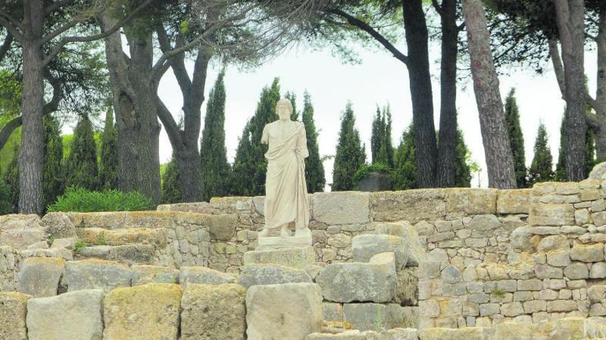 Si haguéssim nascut a Roma o a Grècia: visita al MAC-Empúries