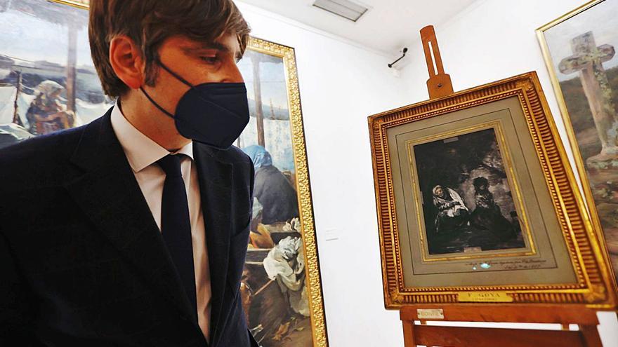 El Bellas Artes celebra la colección Villagonzalo