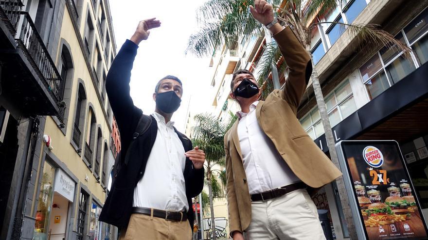 El distrito Centro-Ifara encarga la redacción del proyecto para dotar de sombra la calle Castillo