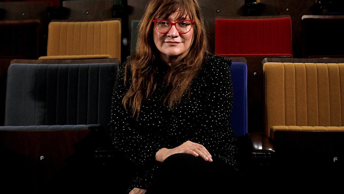Una imagen de la cineasta Isabel Coixet, premio a la mejor dirección.