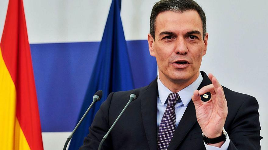 Sánchez assegura que en els indults prioritzarà la «concòrdia» i no la «revenja»