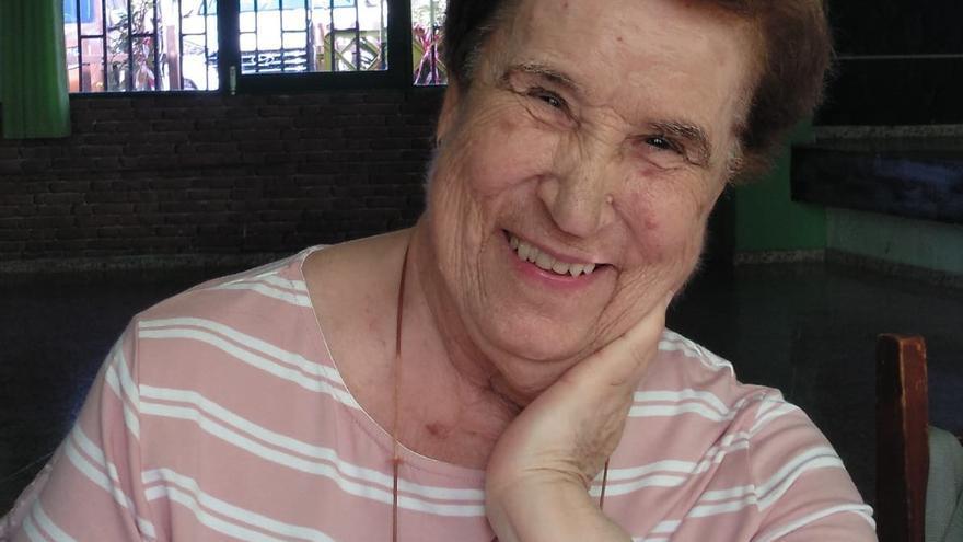 Fallece la madre dominica Pino Vega