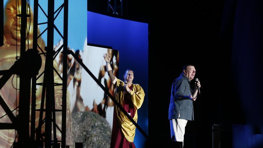 Actuación de Los Morancos en Torrevieja con limitación de aforo a 400 personas