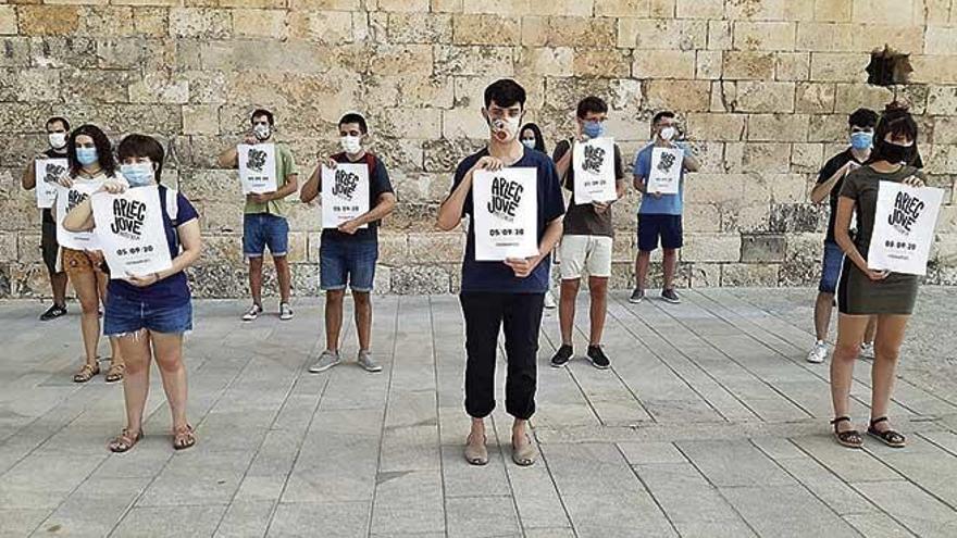 "Nace Aplec Jove, destinado a los jóvenes que ""creen que una Mallorca mejor es posible"""