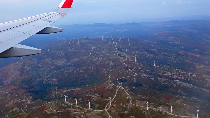 """La Xunta apuesta por """"integrar"""" los nuevos parques eólicos con las grandes industrias de Galicia"""