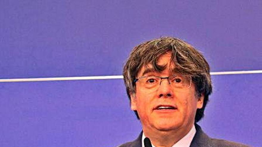 El Tribunal de la UE pot forçar Bèlgica a reconsiderar l'extradició de Puigdemont