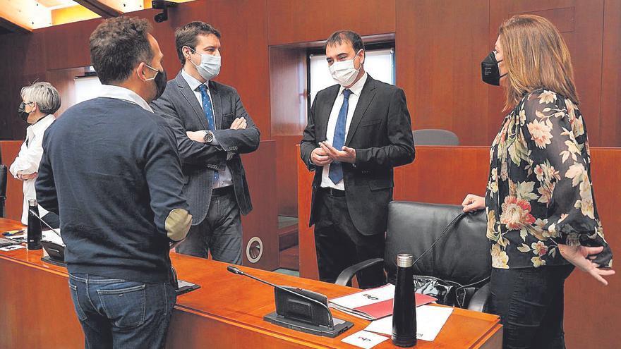 Aragón aumentó el gasto en 460 millones por el impacto del covid