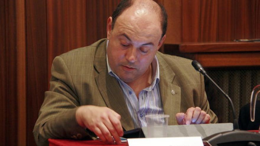 L'exregidor Diego Borrego és el nou secretari local del PP a Figueres