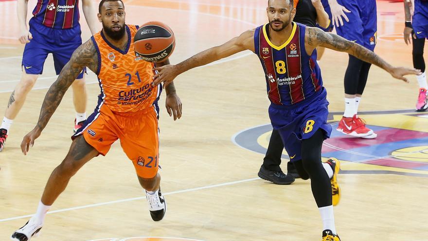 Las pérdidas condenan al Valencia Basket