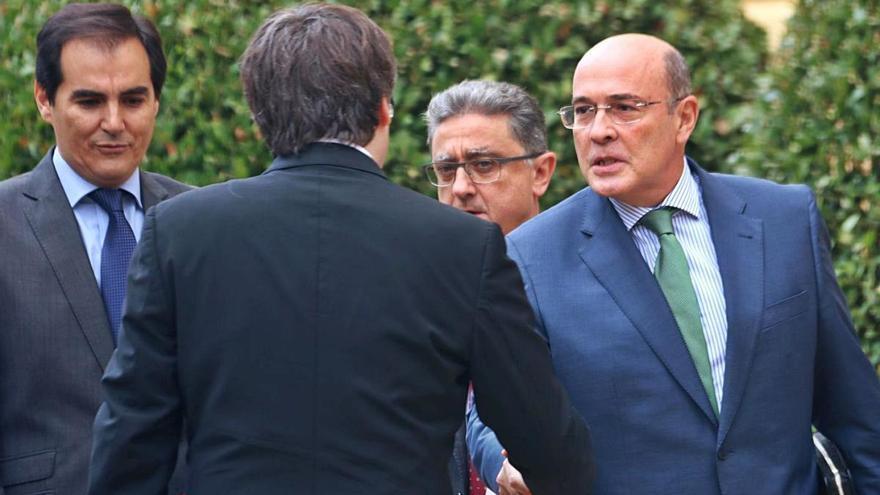 Condemnen Interior a restituir el coronel Pérez dels Cobos al seu lloc